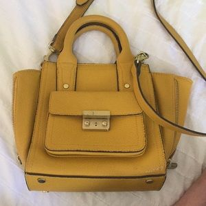 Philip lim for Target yellow cross over bag